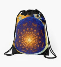 Faberge Egg Print Drawstring Bag