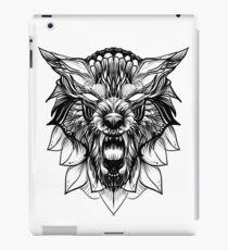 Loup Coque et skin iPad