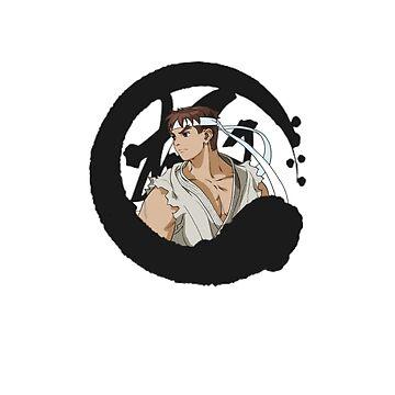 Ryu Street Fighter by VictorR9