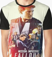 Mission Impossible Fallout Graphic T-Shirt