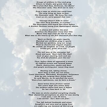 Conversations in Heaven on 9/11 by Hillse