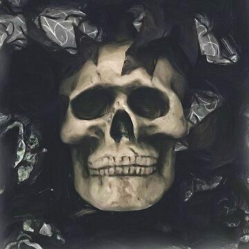 Dark Skull by KCavender
