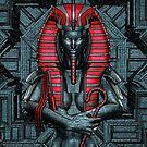 Sacred Dark Queen by GrandeDuc