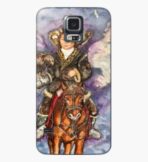 modern icons two  Case/Skin for Samsung Galaxy