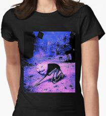 Nightmares Women's Fitted T-Shirt