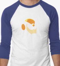 Flashman Men's Baseball ¾ T-Shirt