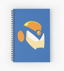Flashman Spiral Notebook