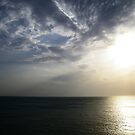 Evening Over the Caspian Sea by KZBlog