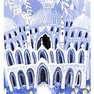 « Le palais des quatre vents » par Rebecca Reck Art