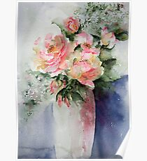 French Roses...... Poster