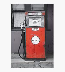 Caltex Photographic Print