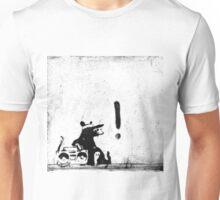 Rocking it old school Unisex T-Shirt