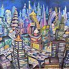 Mega City by HDPotwin