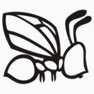 Flying Ant by Francesco van der Zwaag