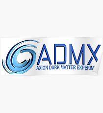 Das Axion Dark Matter eXperiment Logo Poster