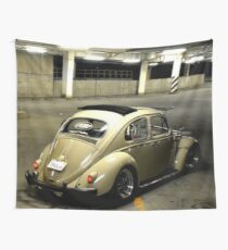 VW Night Wall Tapestry
