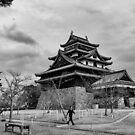 Timeless Matsue Castle  by Valerie Rosen