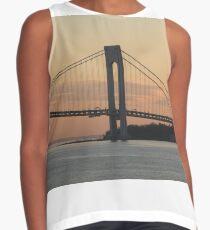 #bridge, #architecture, #water, #city, #usa, #california, #WerrazanoNarrowsBridge, #suspension, #river, #sky, #bay, #landmark Contrast Tank