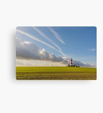 Happisburgh Lighthouse Canvas Print