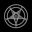 Baphomet - Reverse Pentagram by Occultix