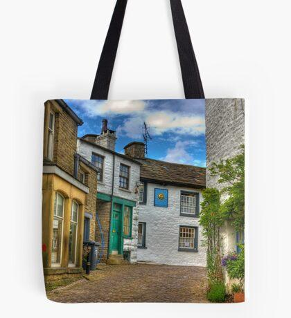 Dent Village Street Tote Bag