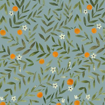Orange Foliage by artiisan