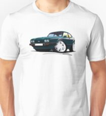 Ford Capri (Mk3) 280 Brooklands Unisex T-Shirt