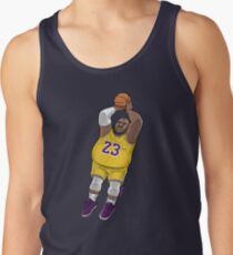 LeBrownie - icon jersey Tank Top