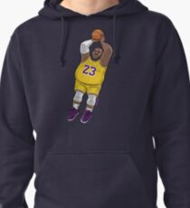 LeBrownie - icon jersey Pullover Hoodie