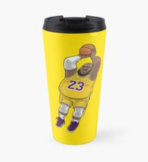 LeBrownie - icon jersey Travel Mug