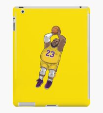 LeBrownie - icon jersey iPad Case/Skin