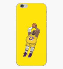 LeBrownie - icon jersey iPhone Case