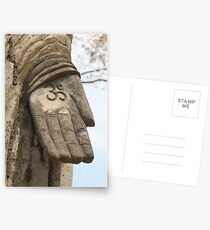 Ohm in Stone Postcards