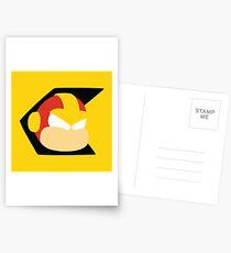 Heatman Postcards