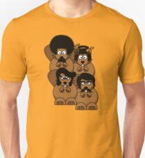 The many faces of... Undercover Beaver! Unisex T-Shirt