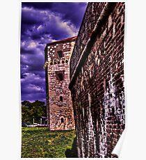 Tower Nebojsa Fortress Kalemegdan Belgrade Poster