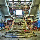 Stair Way To Madness by Jon Staniland