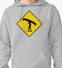 Canoe / Portage Symbol Pullover Hoodie
