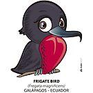 Frigate Bird by makikelly