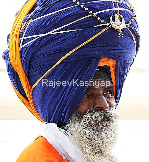 Nihang Sikh by RajeevKashyap