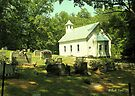 CADES COVE MISSIONARY BAPTIST CHURCH, Photo, for prints and products by Bob Hall©