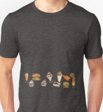 All Things Nice-Food Theme Unisex T-Shirt
