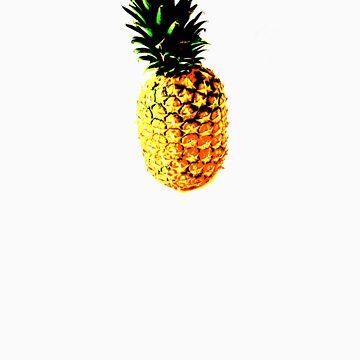 pineapple by deetees