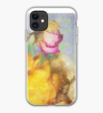 The Last Rose of Summer iPhone Case