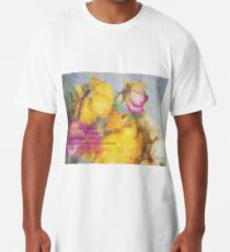 The Last Rose of Summer Long T-Shirt