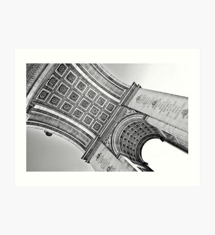 Under Arc Art Print