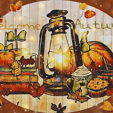 Welcome Autumn by JesicaFick46
