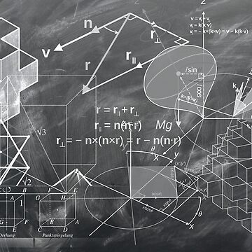Mathematics equations by SteviePix