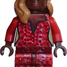 Lola - Kinky Boots - Broadway Bricks by BroadwayBricks