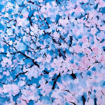 The pretty blooming  by Wonju